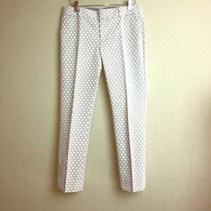 Banana Republic polka dot pants